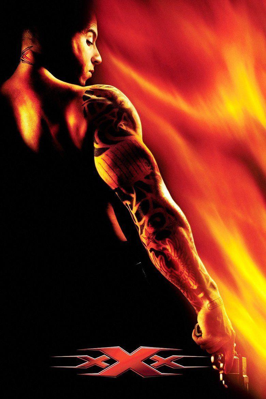 XXX (2002 film) movie poster