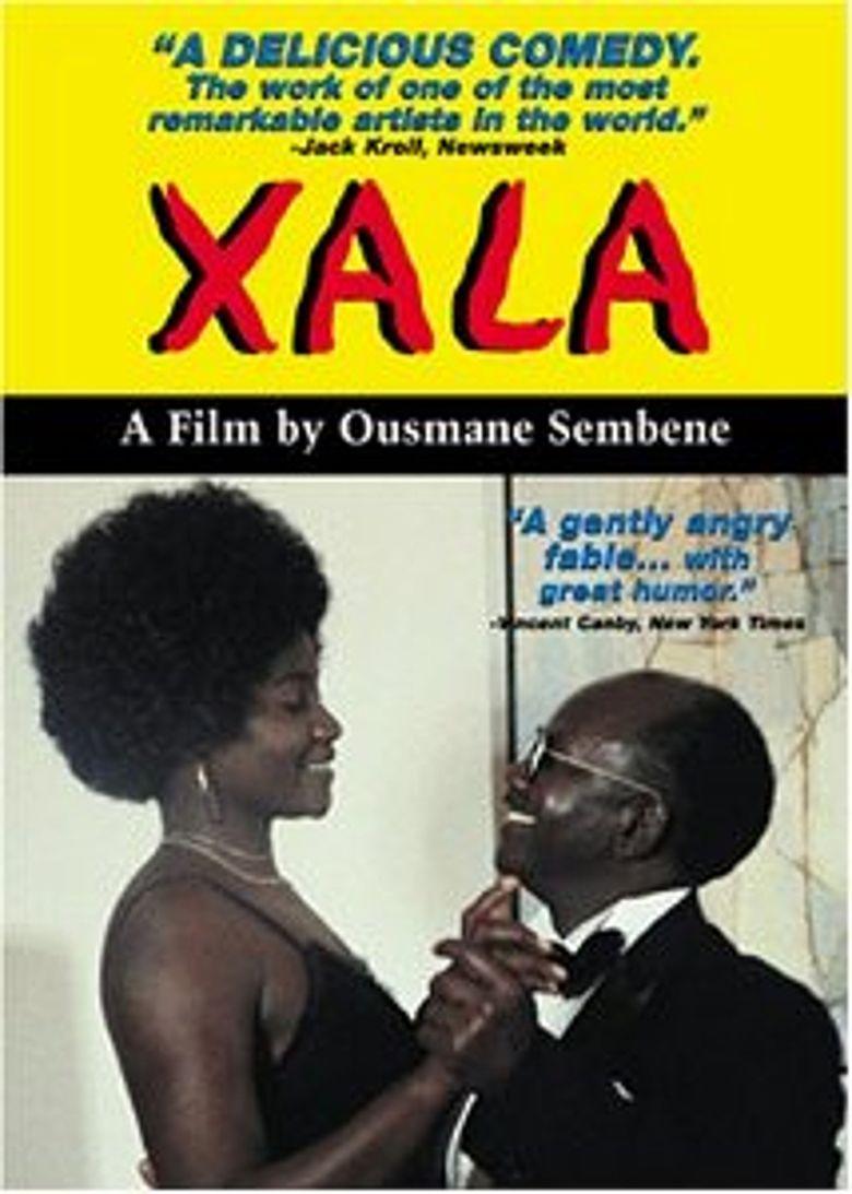 Xala movie poster