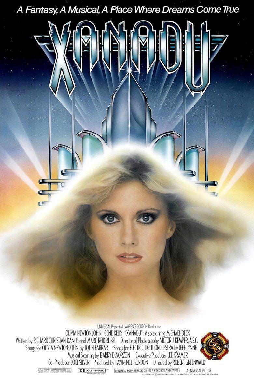 Xanadu (film) movie poster