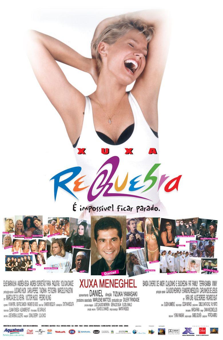Xuxa Requebra movie poster