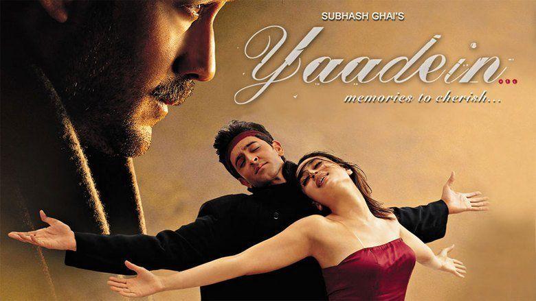 Yaadein (2001 film) movie scenes
