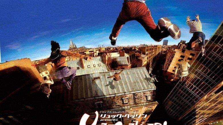 Yamakasi (film) movie scenes