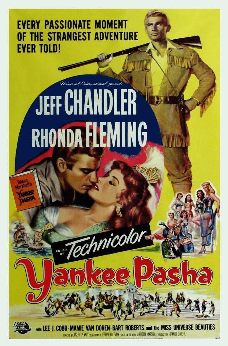 Yankee Pasha (film) movie poster
