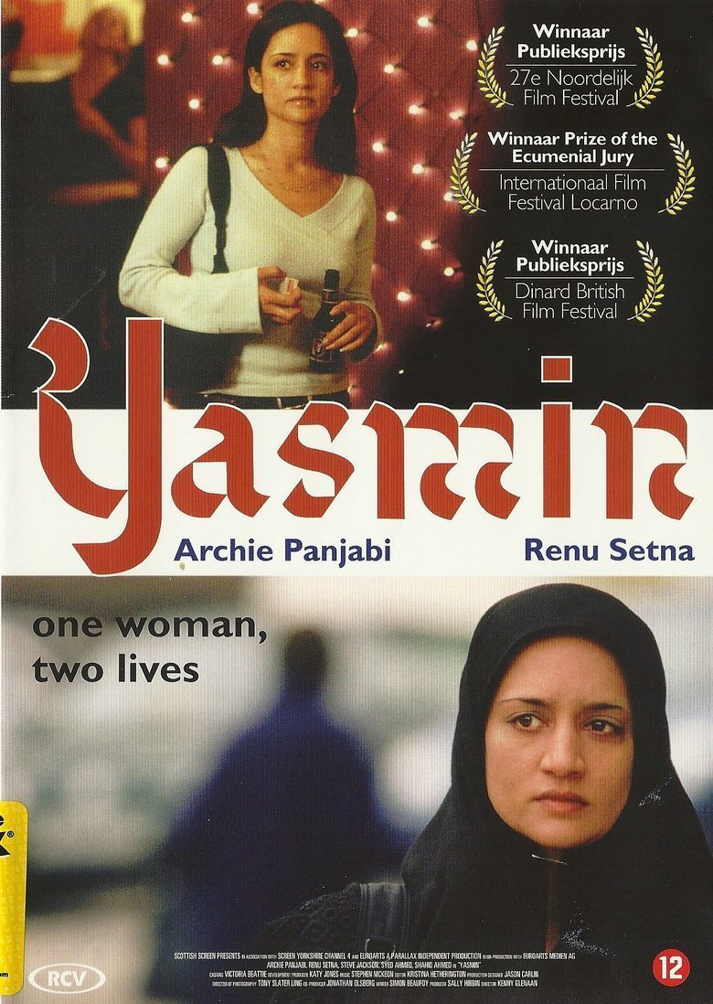 Yasmin (2004 film) movie poster