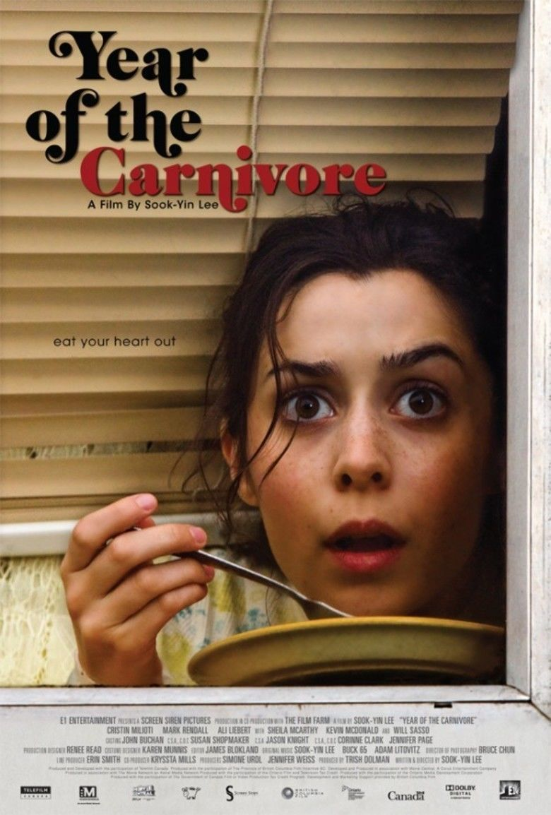Year of the Carnivore movie poster