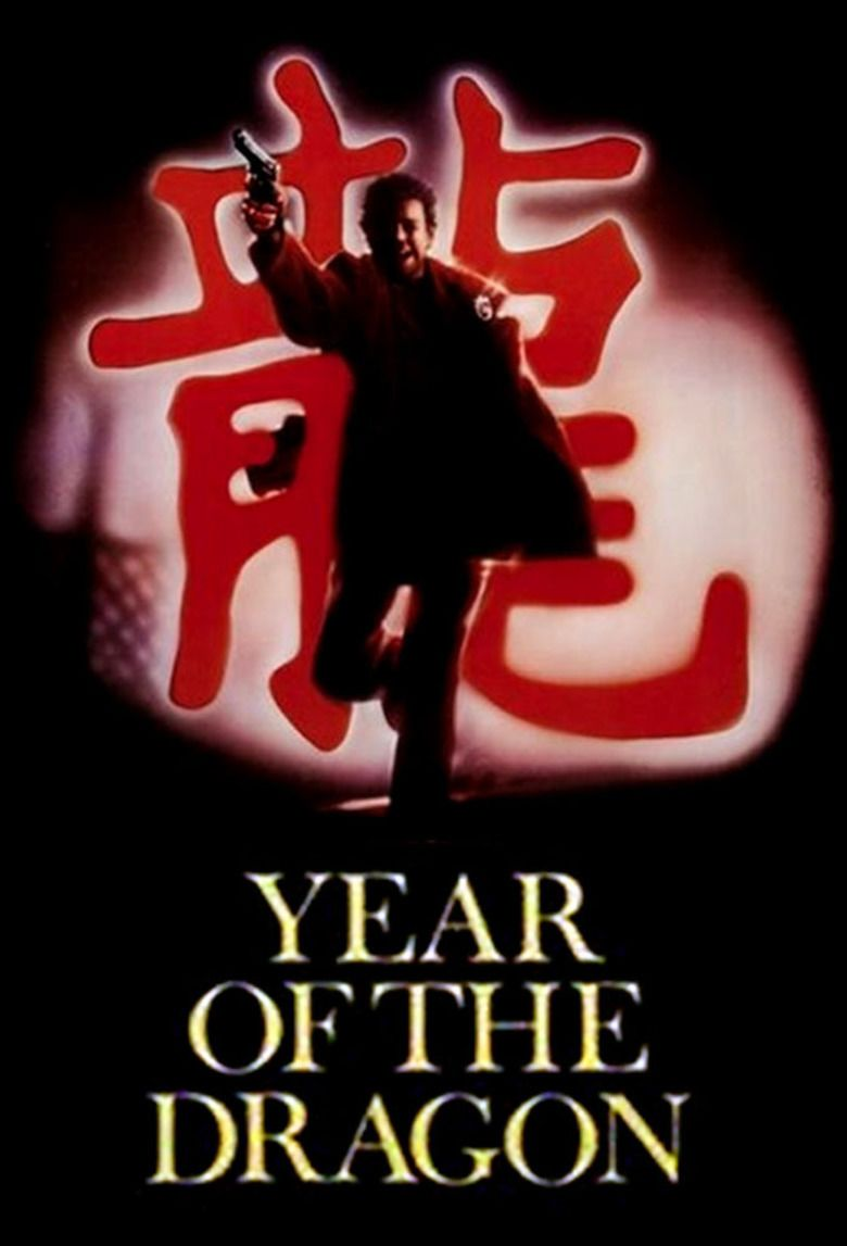 Year of the Dragon (film) movie poster