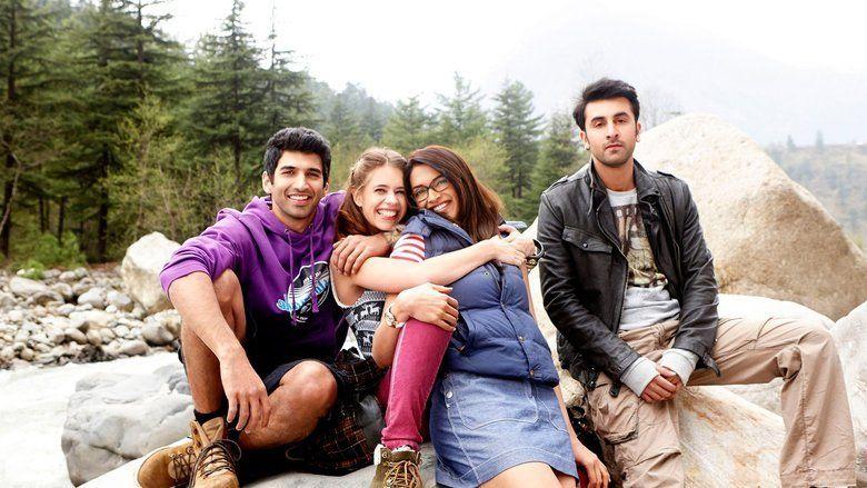 Yeh Jawaani Hai Deewani movie scenes