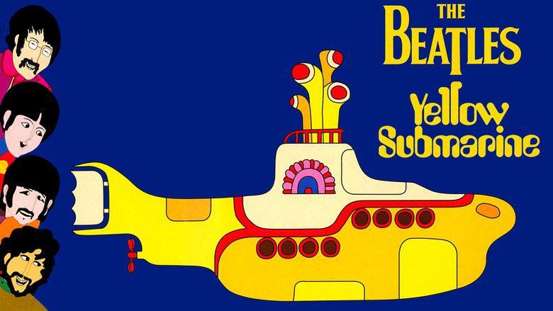 Yellow Submarine (film) movie scenes