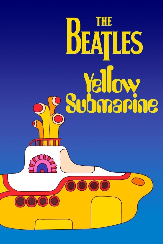Yellow Submarine (film) movie poster