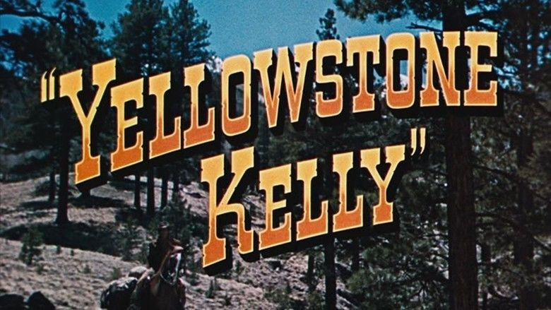 Yellowstone Kelly movie scenes