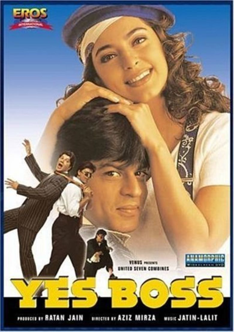 Yes Boss (film) movie poster