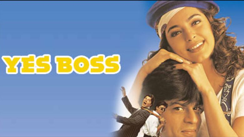 Yes Boss (film) movie scenes