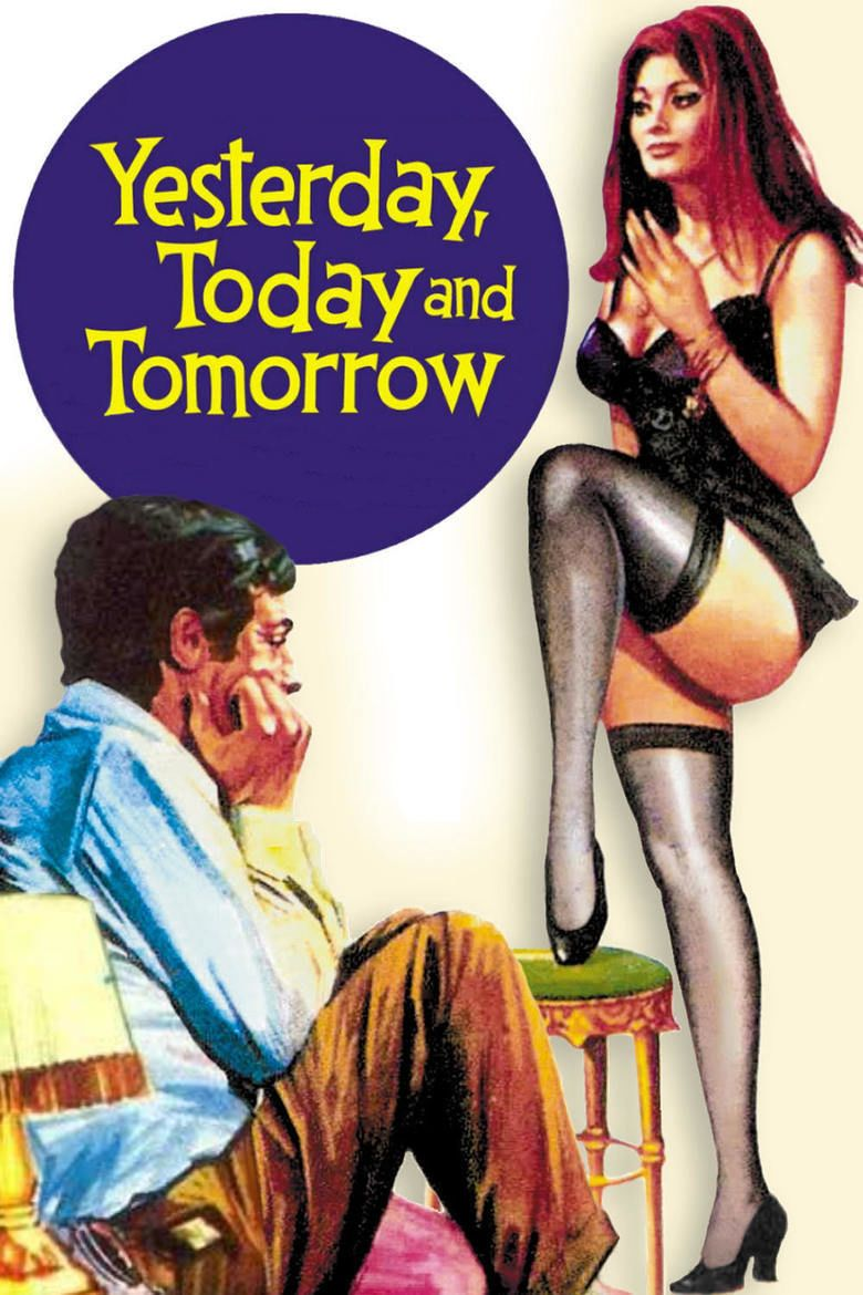 Yesterday, Today and Tomorrow movie poster