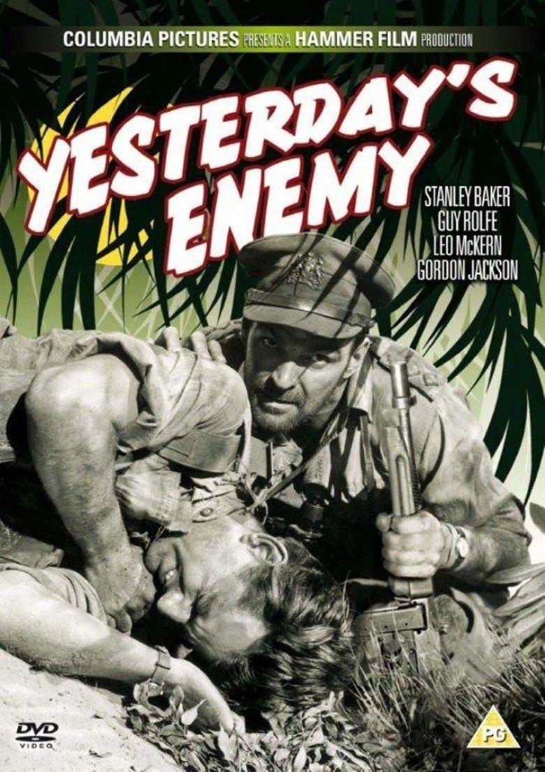 Yesterdays Enemy movie poster