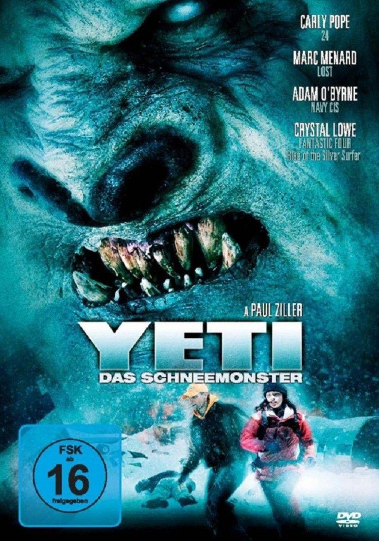 Yeti: Curse of the Snow Demon movie poster
