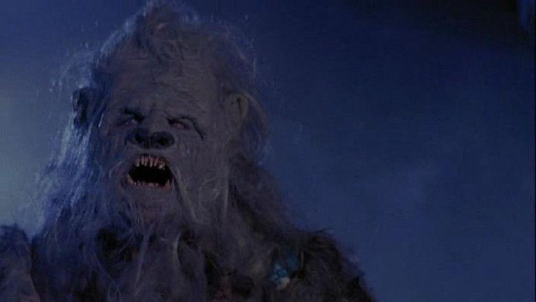 Yeti: Curse of the Snow Demon movie scenes