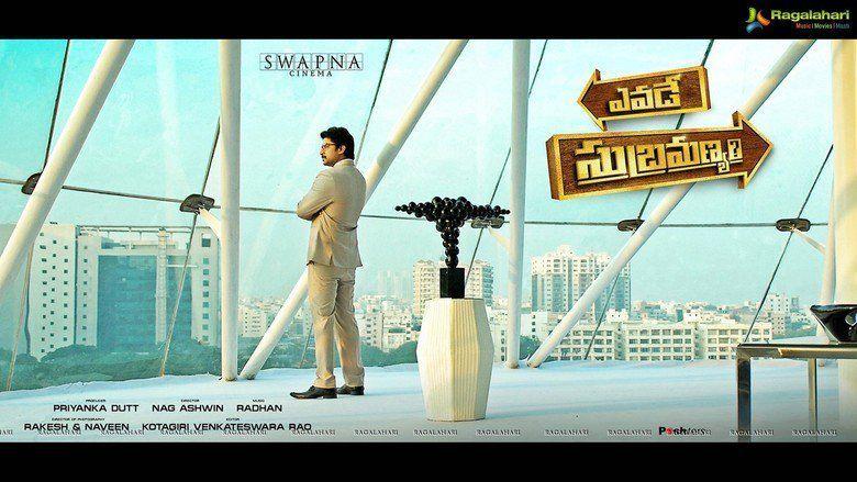 Yevade Subramanyam movie scenes