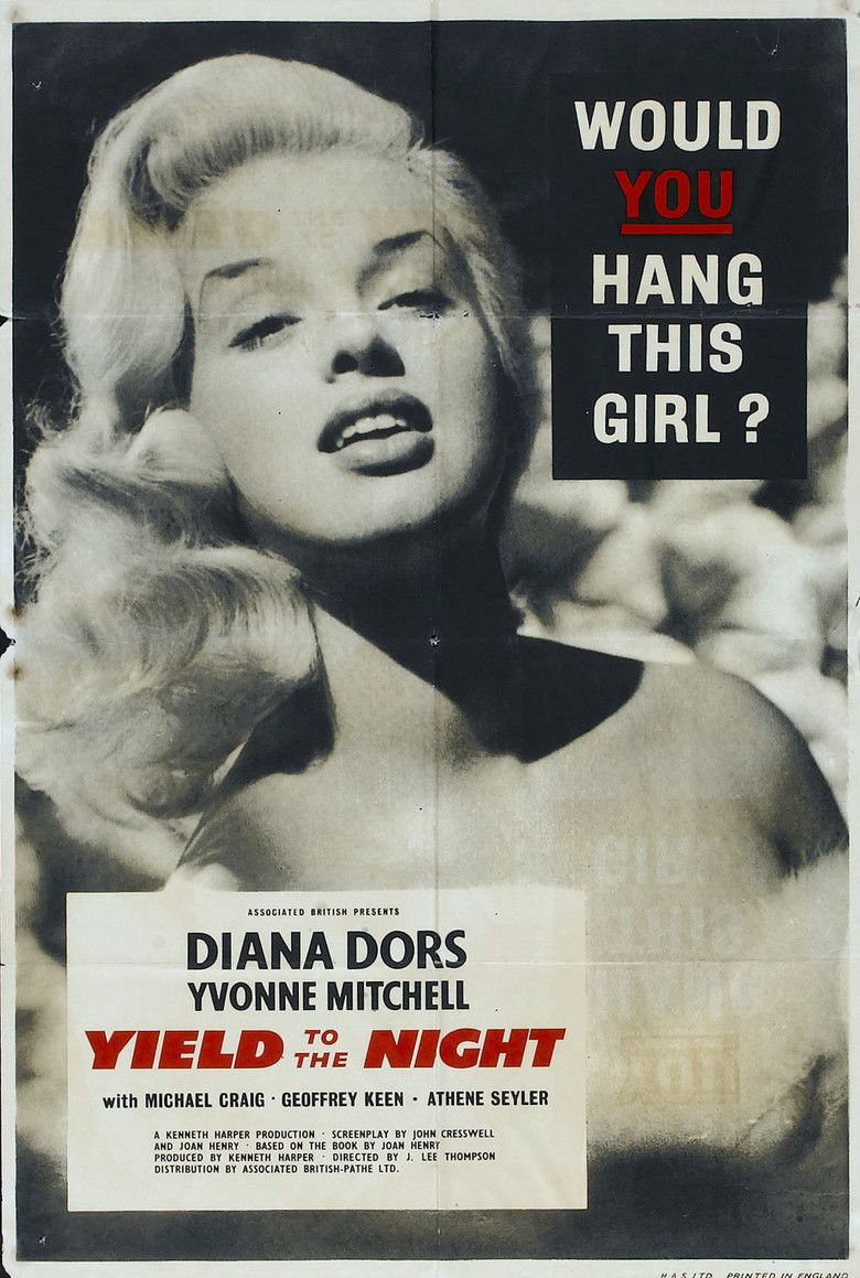 Yield to the Night movie poster