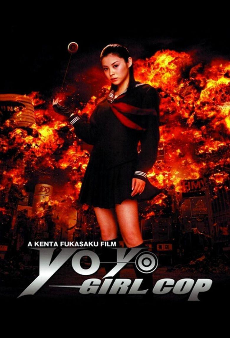 Yo Yo Girl Cop movie poster