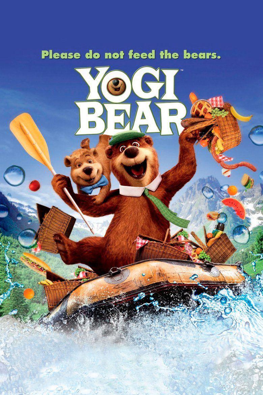 Yogi Bear (film) movie poster