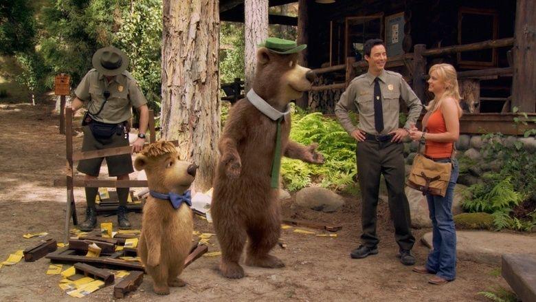 Yogi Bear (film) movie scenes