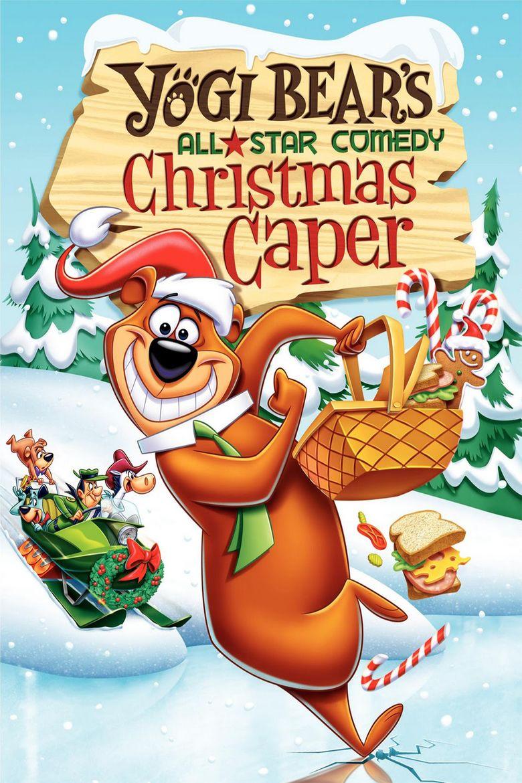 Yogi Bears All Star Comedy Christmas Caper movie poster