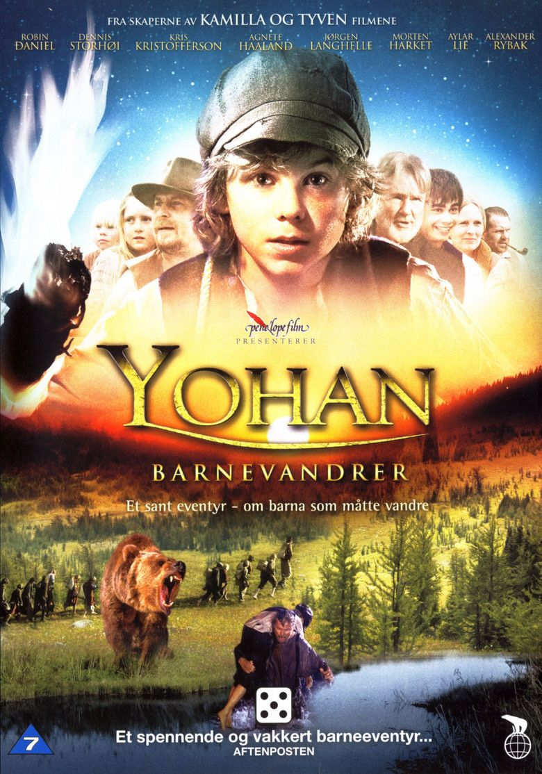 Yohan: The Child Wanderer movie poster