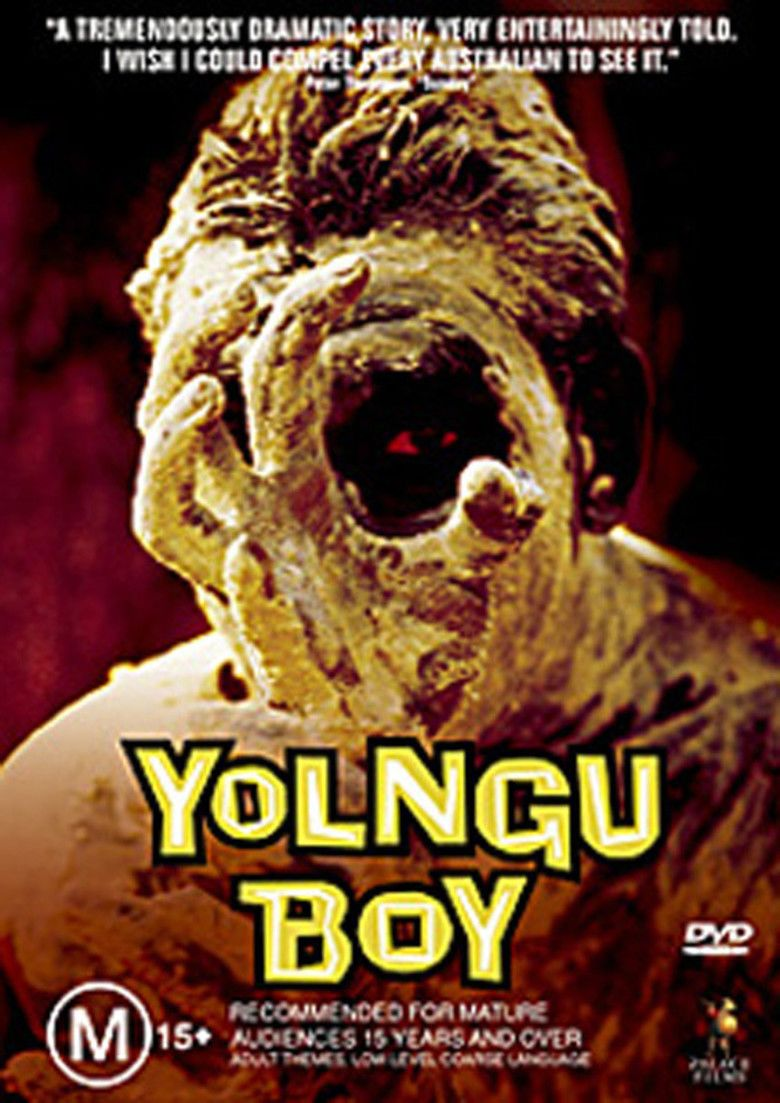 Yolngu Boy movie poster