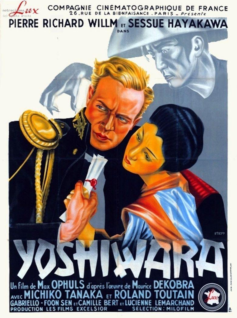 Yoshiwara (film) movie poster