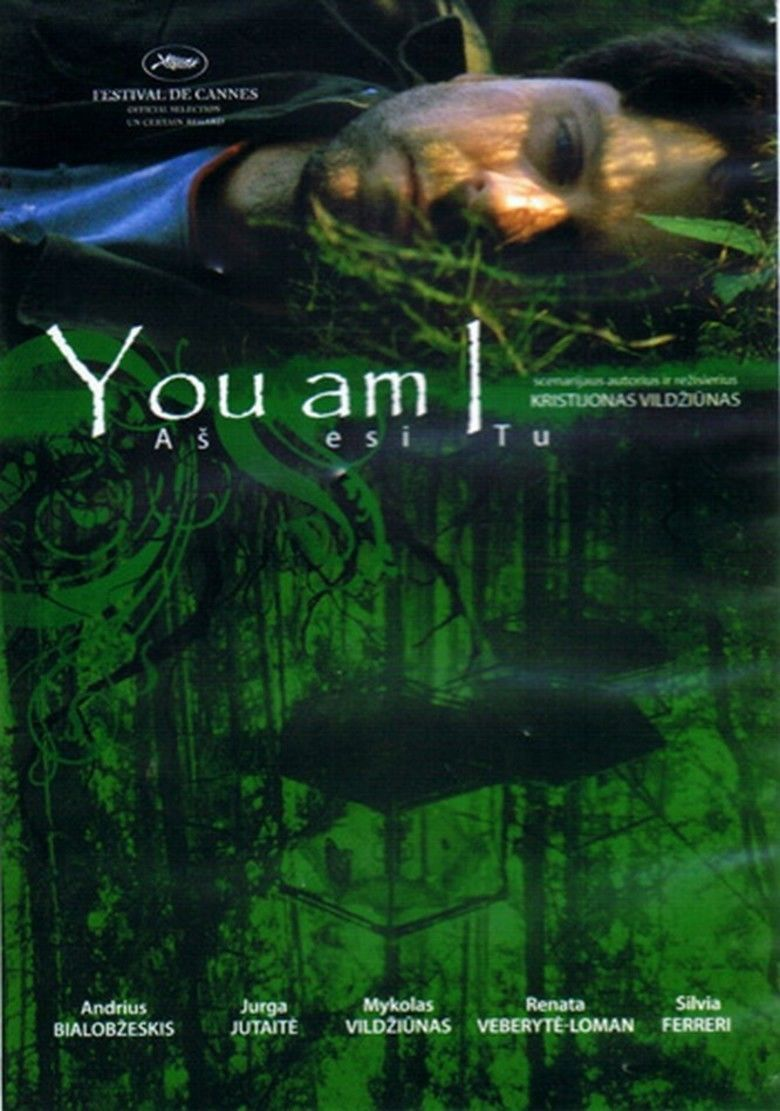 You Am I (film) movie poster