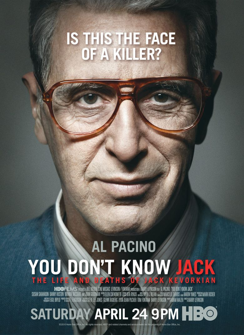 You Dont Know Jack (film) movie poster