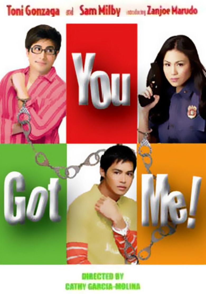 You Got Me! movie poster