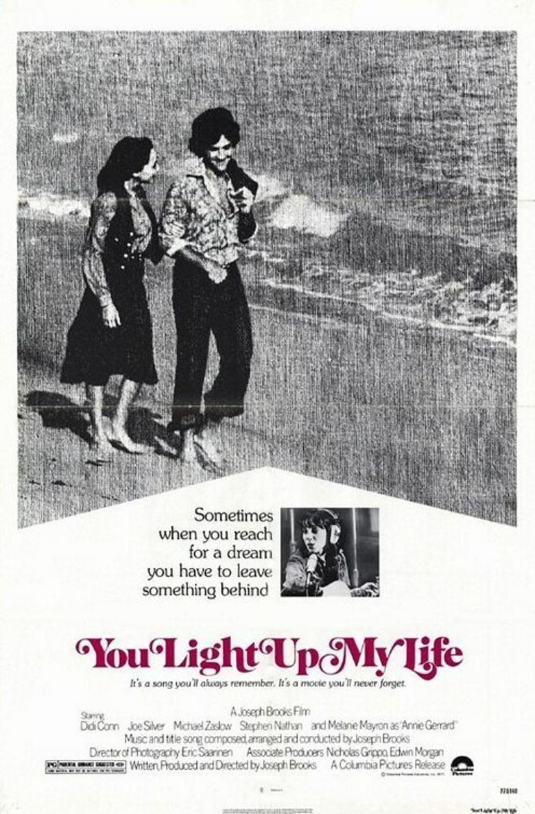 You Light Up My Life (film) movie poster