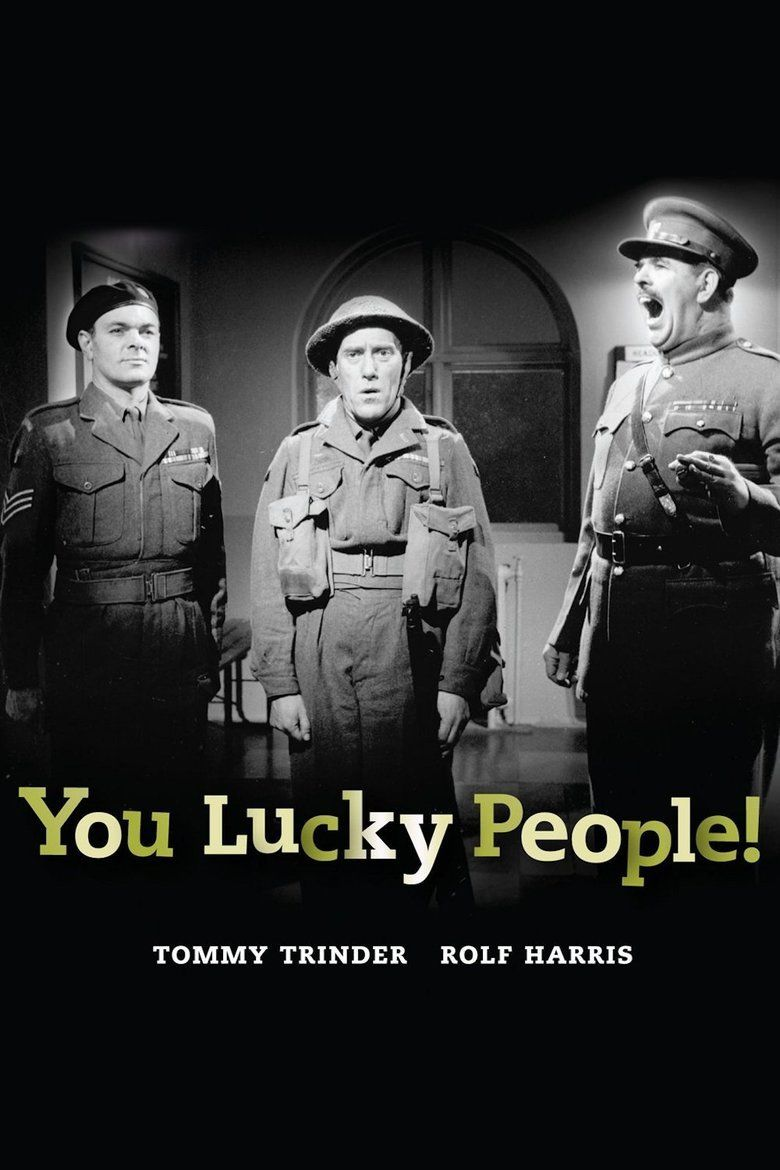 You Lucky People movie poster