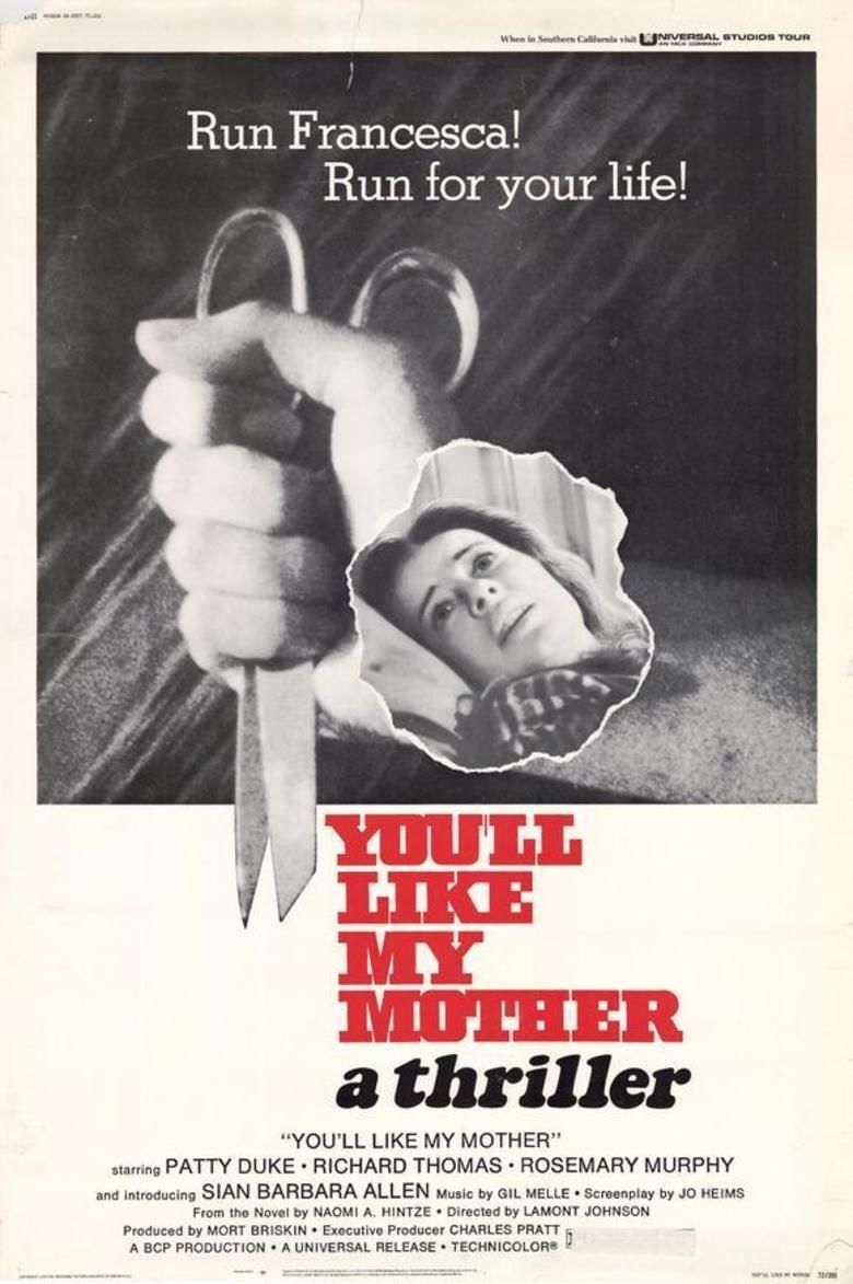 Youll Like My Mother movie poster