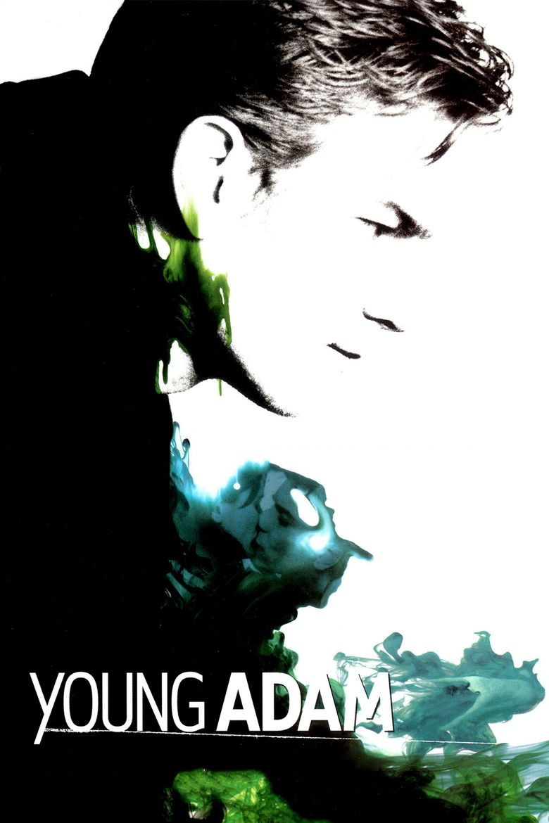 Young Adam (film) movie poster