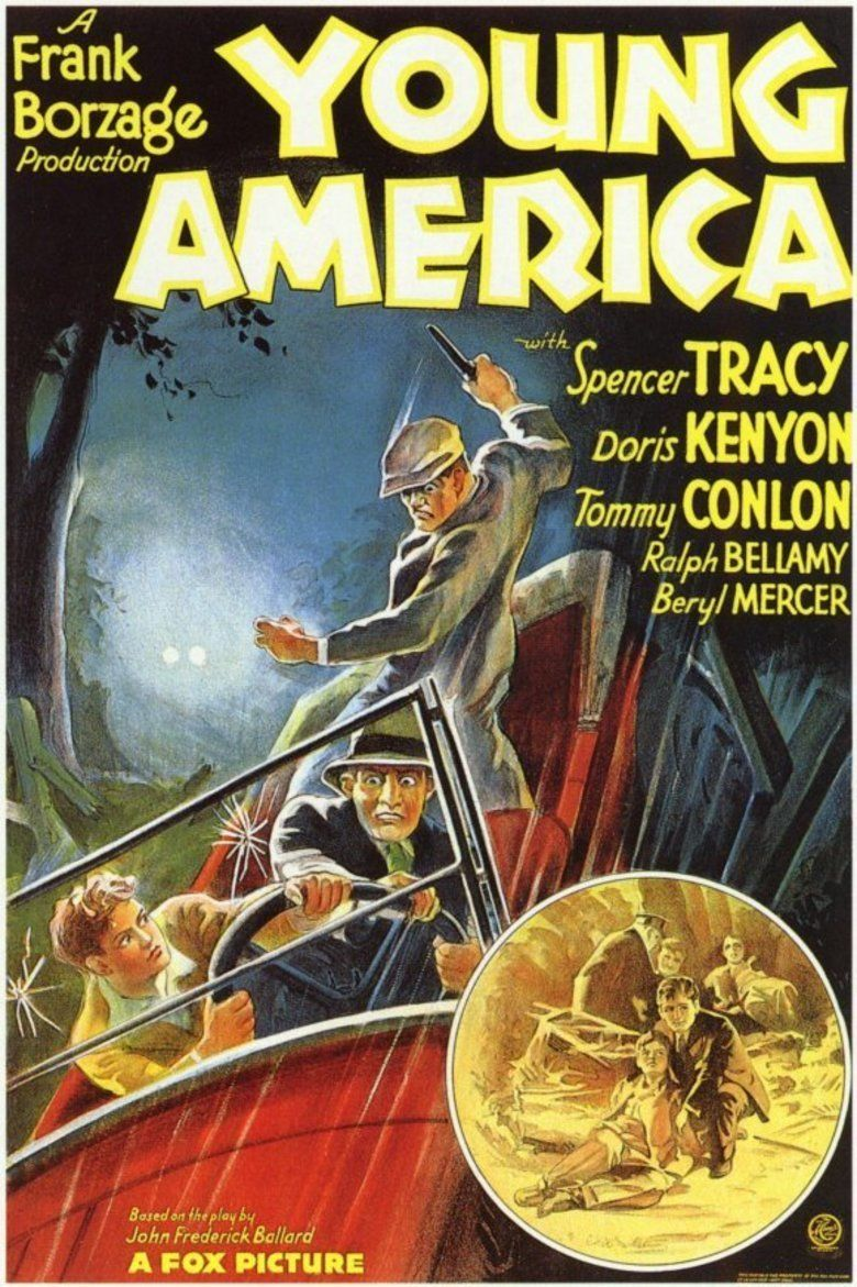Young America (1932 film) movie poster