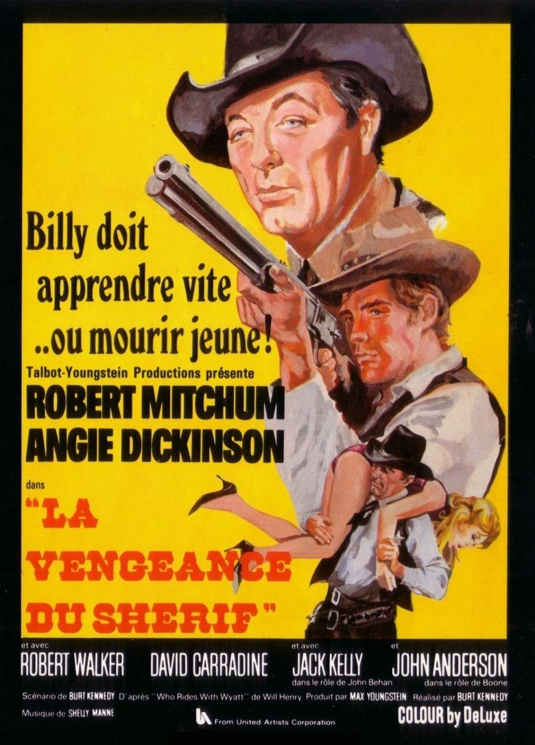 Young Billy Young movie poster
