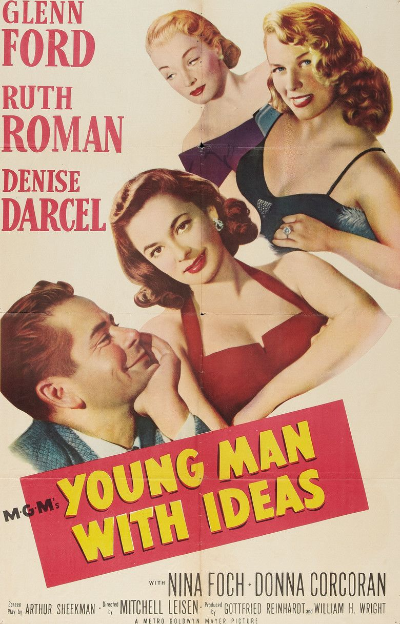 Young Man with Ideas movie poster
