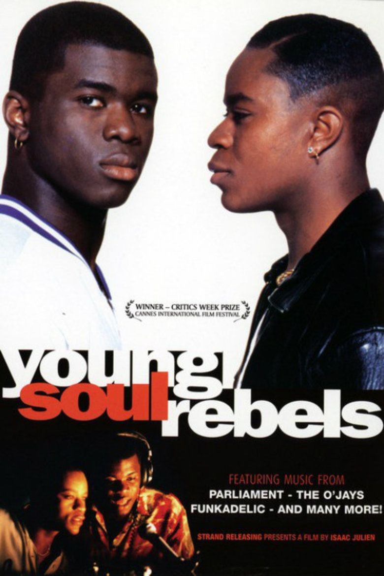 Young Soul Rebels movie poster