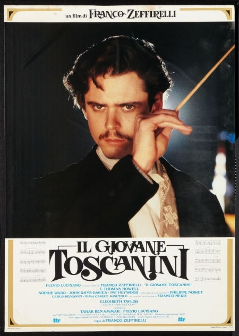 Young Toscanini movie poster