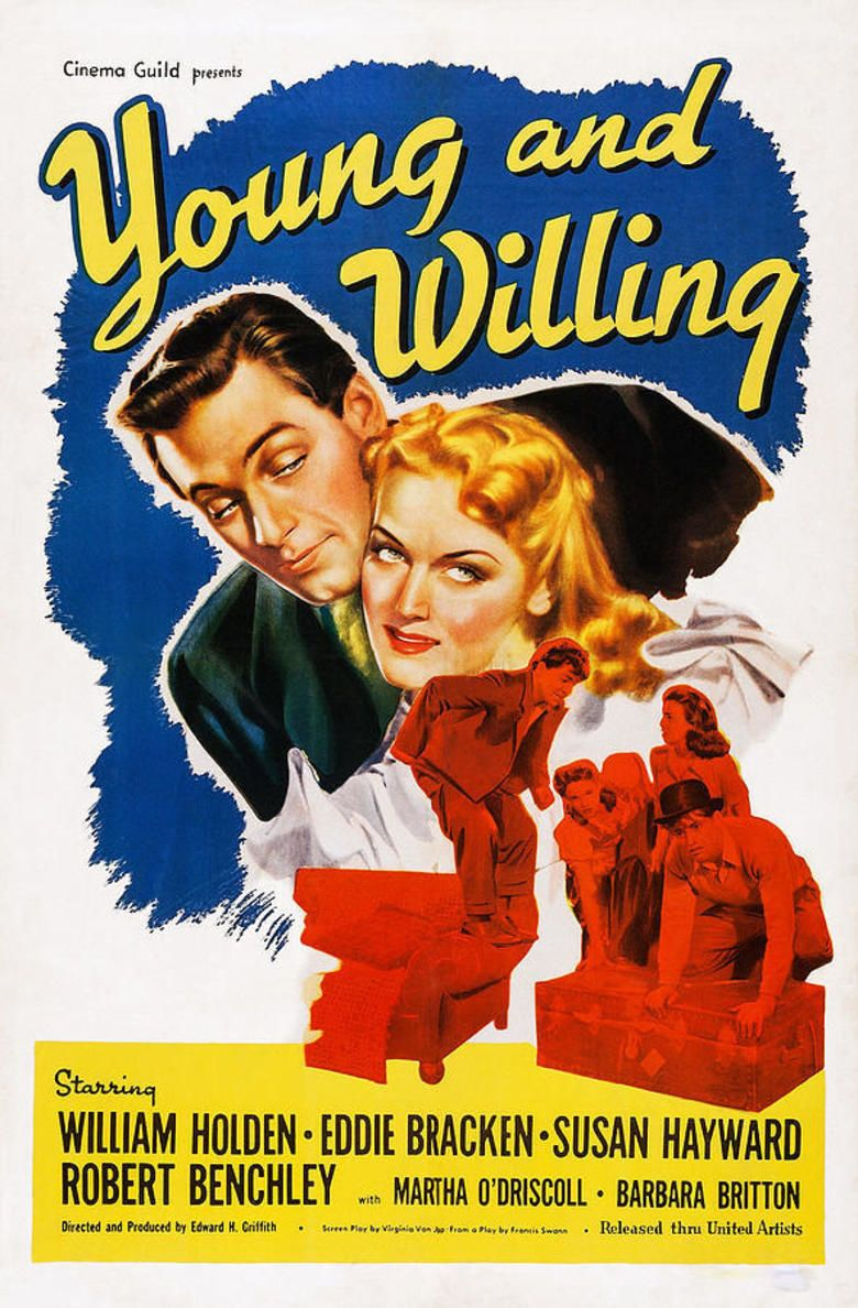 Young and Willing movie poster