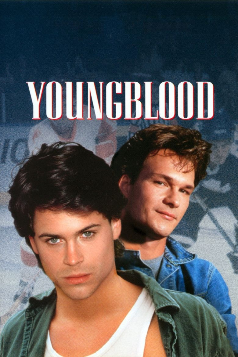 Youngblood (1986 film) movie poster