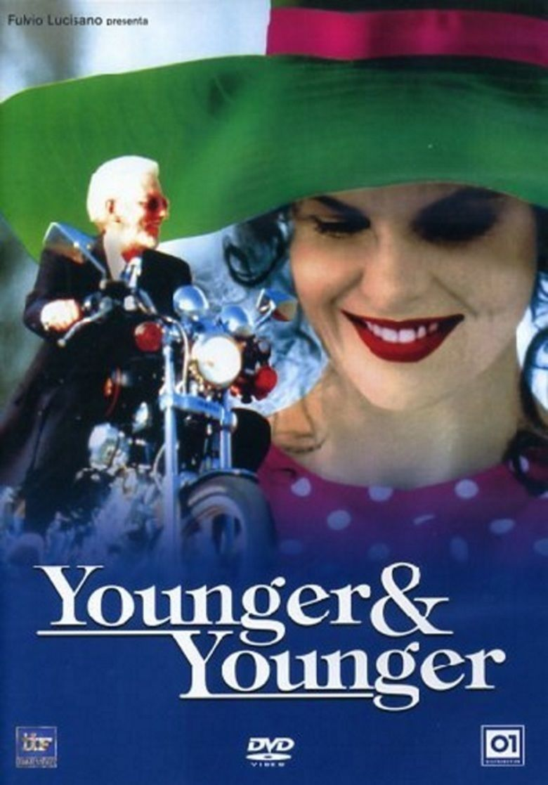 Younger and Younger movie poster