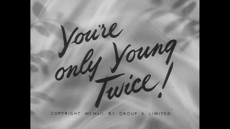 Youre Only Young Twice (film) movie scenes