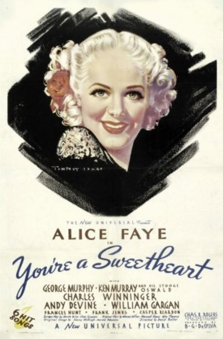 Youre a Sweetheart movie poster