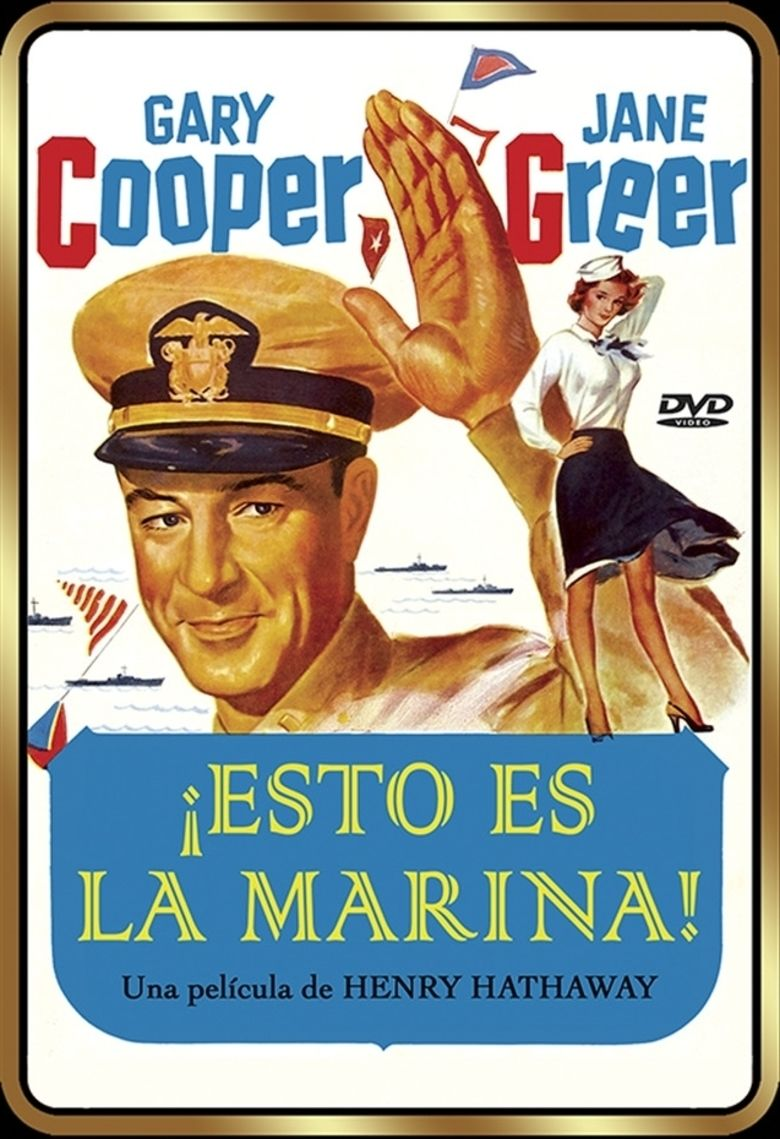 Youre in the Navy Now movie poster