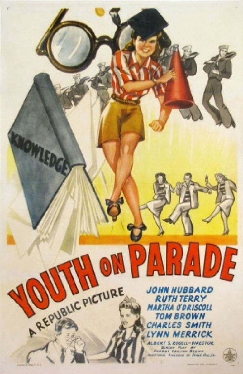 Youth on Parade movie poster