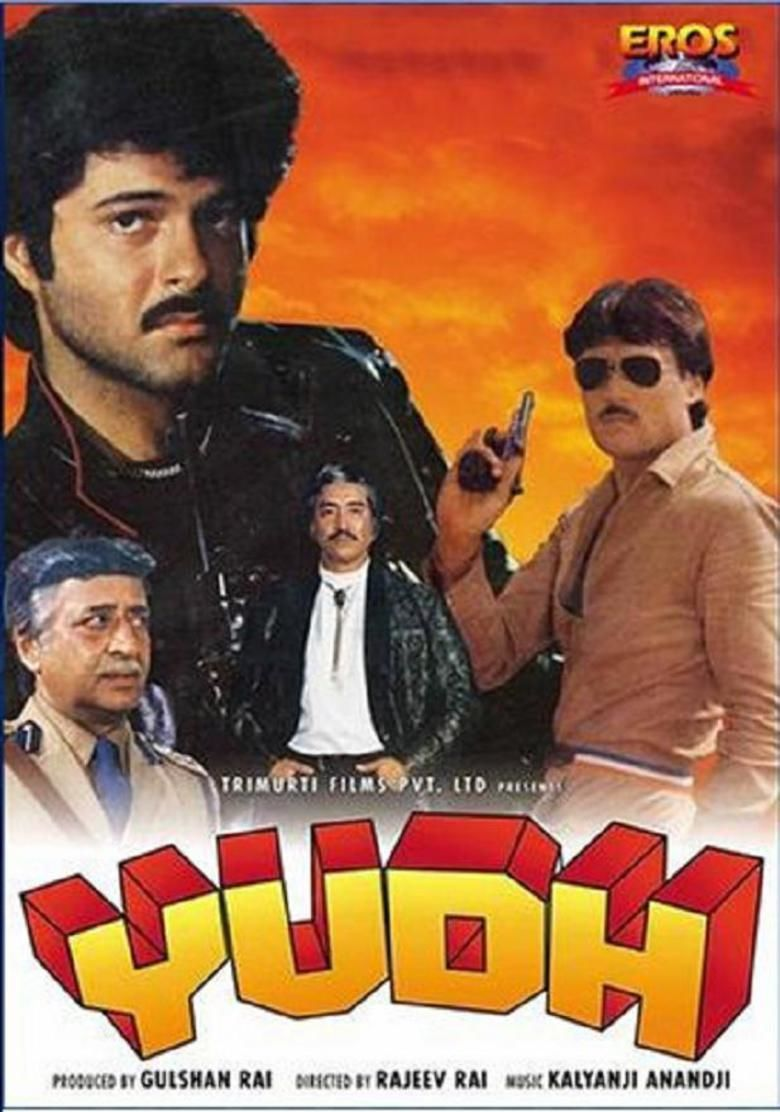 Yudh (film) movie poster