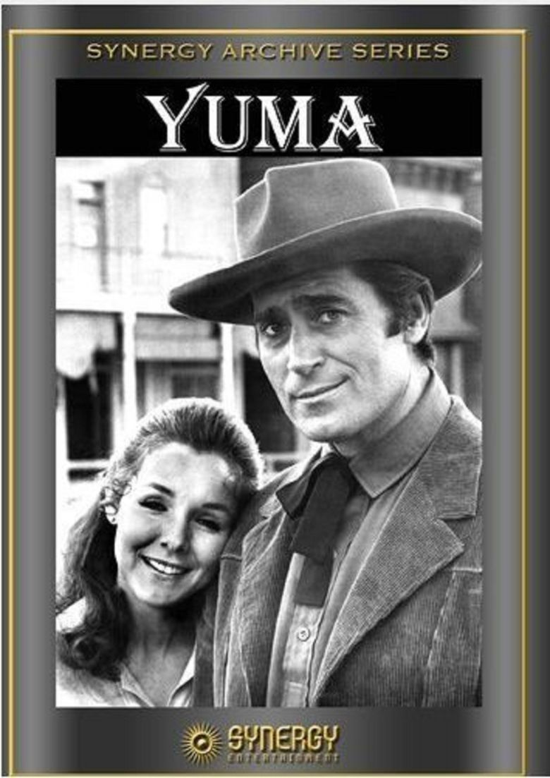 Yuma (film) movie poster